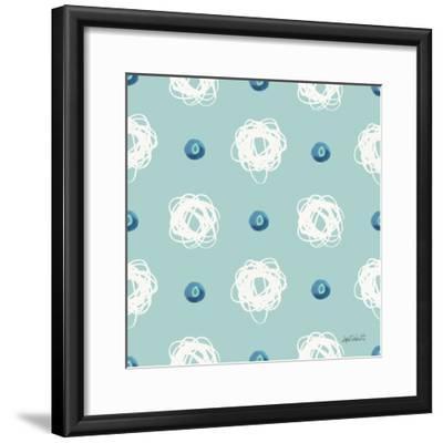 Deep Sea Step 07C-Anne Tavoletti-Framed Art Print