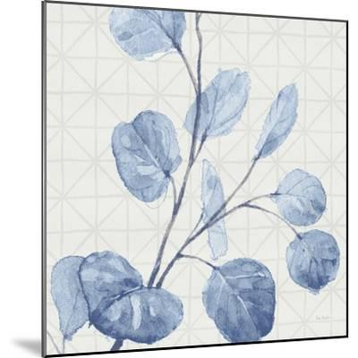 Mixed Greens LI Blue-Lisa Audit-Mounted Art Print