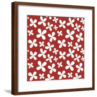 Country Roads Step 04A-Laura Marshall-Framed Art Print