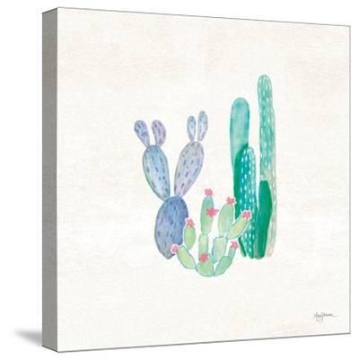 Bohemian Cactus II-Mary Urban-Stretched Canvas Print
