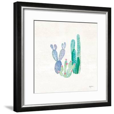 Bohemian Cactus II-Mary Urban-Framed Art Print