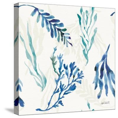 Deep Sea Step 03A-Anne Tavoletti-Stretched Canvas Print