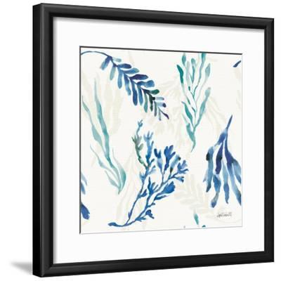 Deep Sea Step 03A-Anne Tavoletti-Framed Art Print