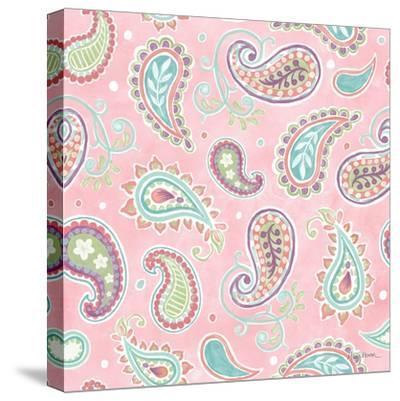 Bohemian Cactus Step 04B-Mary Urban-Stretched Canvas Print