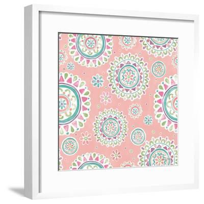 Bohemian Cactus Step 03D-Mary Urban-Framed Art Print