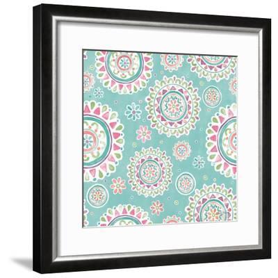 Bohemian Cactus Step 03E-Mary Urban-Framed Art Print