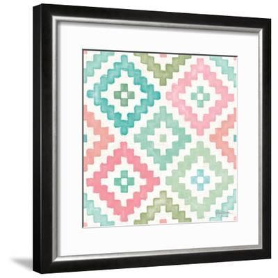 Bohemian Cactus Step 07-Mary Urban-Framed Art Print