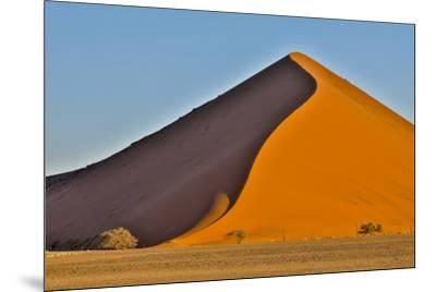 Africa, Namibia, Sossusvlei Dune in the Afternoon Light-Hollice Looney-Mounted Photographic Print
