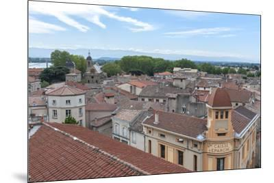 Rooftop view, Tournon, France-Lisa S^ Engelbrecht-Mounted Photographic Print