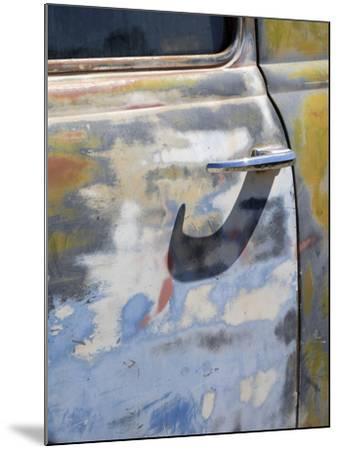 Arizona, Oatman, Route 66, old truck detail-Jamie & Judy Wild-Mounted Photographic Print