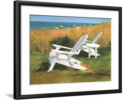 Sea Serenade-Linda Roberts-Framed Art Print