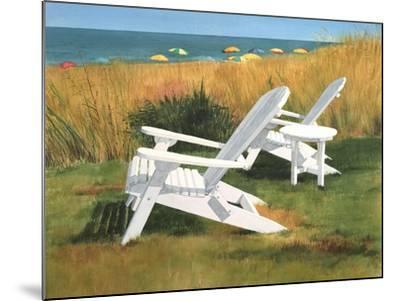 Sea Serenade-Linda Roberts-Mounted Art Print