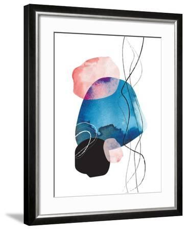 Ethereal Vignette No. 2-Louis Duncan-He-Framed Art Print