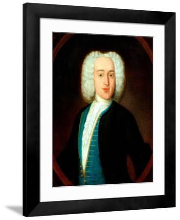 James Lister, 1740--Framed Giclee Print