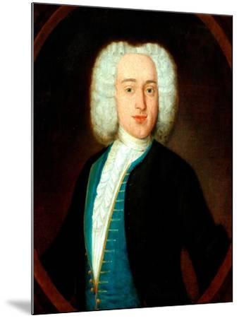 James Lister, 1740--Mounted Giclee Print