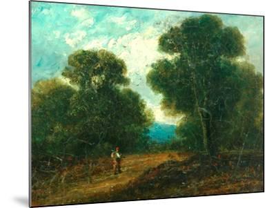 Landscape near Norwich-John Constable-Mounted Giclee Print
