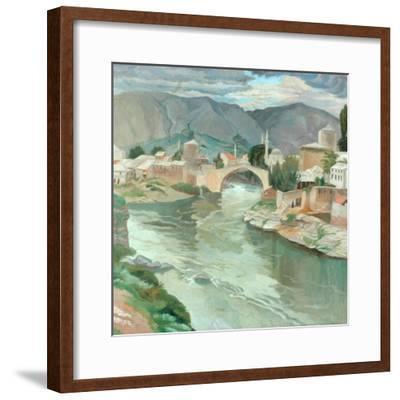 Mostar, Herzegovina, 1922-Sydney Carline-Framed Giclee Print