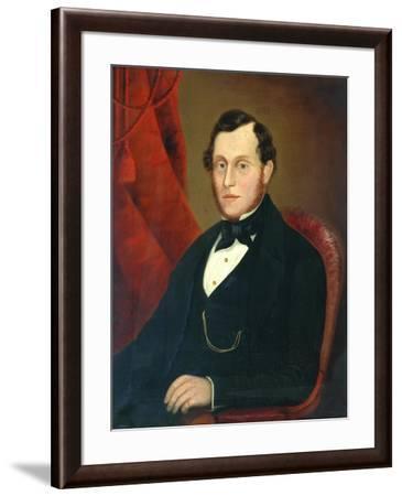 Gentleman of the Cooper Family--Framed Giclee Print