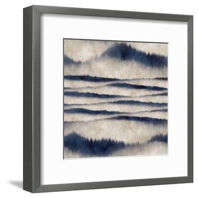 Abstract Motif. Seamless Pattern.- cepera-Framed Art Print