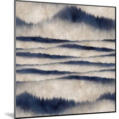 Abstract Motif. Seamless Pattern.- cepera-Mounted Art Print