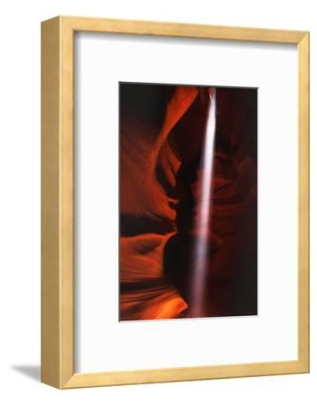 Light Pin Antelope Canyon Abstact Southwest Page Arizona Navajo-Vincent James-Framed Photographic Print