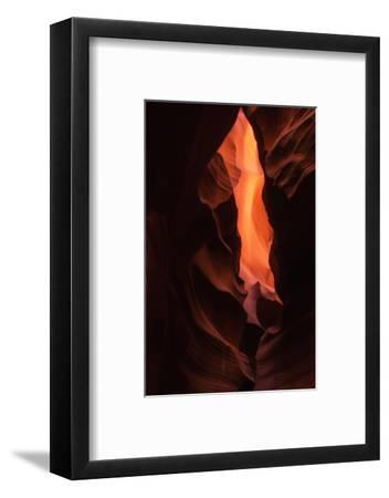 Mood Design Antelope Canyon Abstact Southwest Page Arizona Navajo-Vincent James-Framed Photographic Print