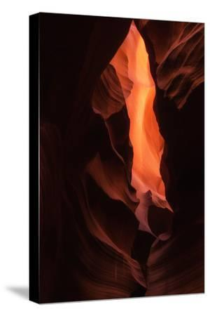 Mood Design Antelope Canyon Abstact Southwest Page Arizona Navajo-Vincent James-Stretched Canvas Print