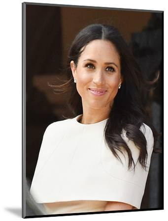 Meghan, Duchess of Sussex in Chester, England-Associated Newspapers-Mounted Photo