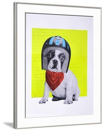 Easy Rider--Framed Giclee Print