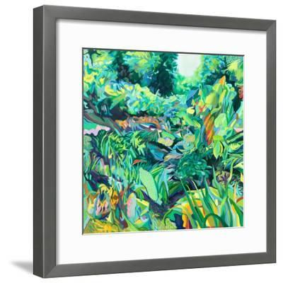 Green Growth--Framed Giclee Print
