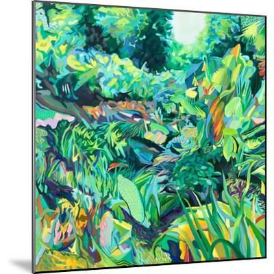 Green Growth--Mounted Giclee Print