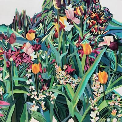 The Tulips--Framed Giclee Print