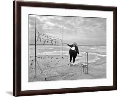 Buchstaben 5, 2015-Jaschi Klein-Framed Photographic Print