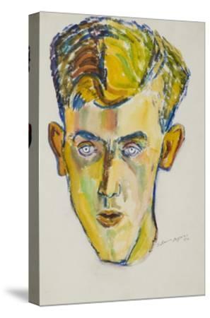 Rodney Thomas,1927-Eileen Agar-Stretched Canvas Print