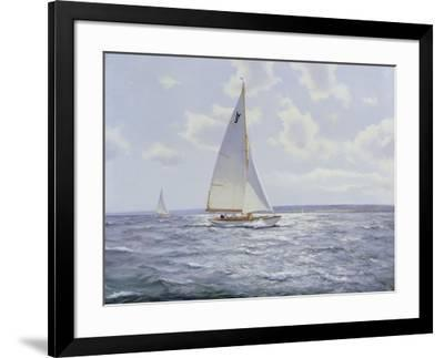 The Shimmering Sea, 2005--Framed Giclee Print