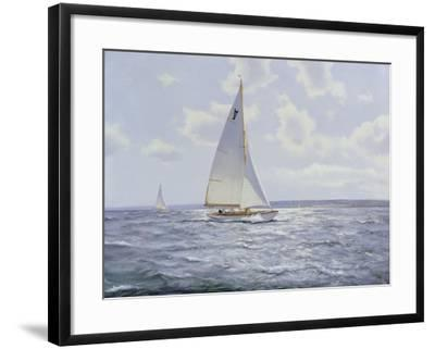 The Shimmering Sea, 2005--Framed Giclee Print