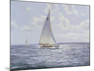 The Shimmering Sea, 2005--Mounted Giclee Print