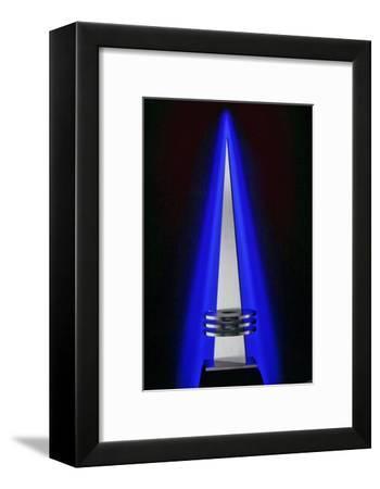 Sarum 2, 2002-Peter Thursby-Framed Giclee Print