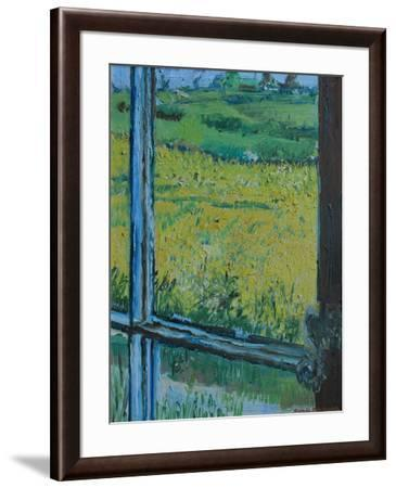 View from the Window-Brenda Brin Booker-Framed Giclee Print