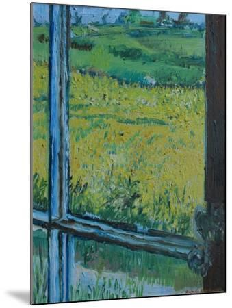 View from the Window-Brenda Brin Booker-Mounted Giclee Print