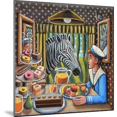 Untitled-PJ Crook-Mounted Giclee Print