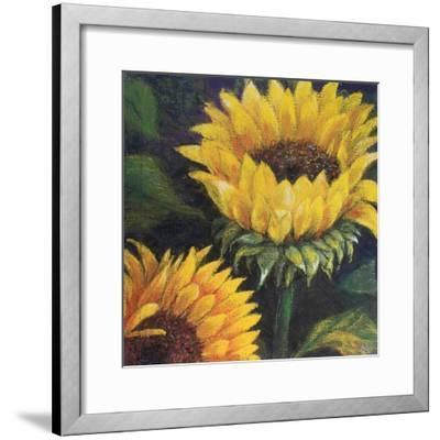 Sunflowers, 2016--Framed Giclee Print