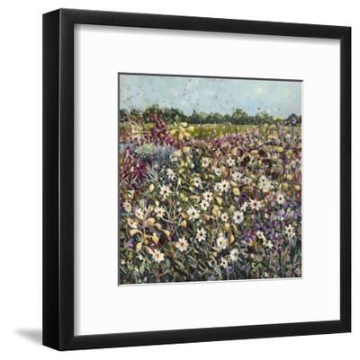 Late Summer Garden II, 2017-Anne-Marie Butlin-Framed Giclee Print