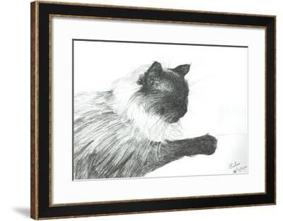 Babee 2000-Vincent Alexander Booth-Framed Giclee Print