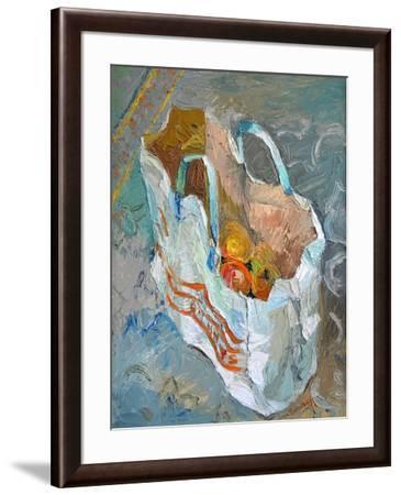 The Carrier Bag, 1981-Joan Thewsey-Framed Giclee Print