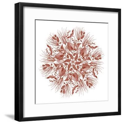 Caledonia, 2016--Framed Giclee Print