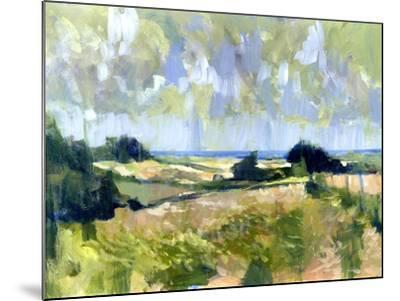 Sutton Downs View, 2007-Clive Metcalfe-Mounted Giclee Print
