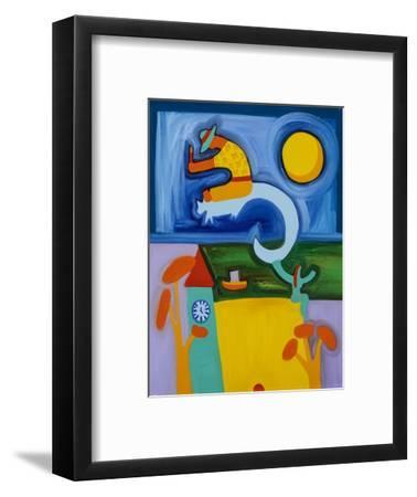 Mr.Guy Fox on his Memorable Day,1997-Cristina Rodriguez-Framed Giclee Print
