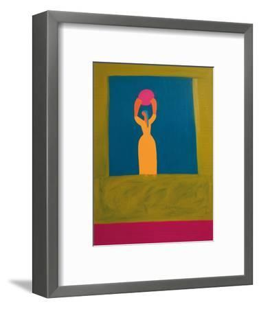 The Owner of the Light,1996-Cristina Rodriguez-Framed Giclee Print