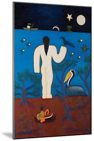 Our own Olympia,2014-Cristina Rodriguez-Mounted Giclee Print